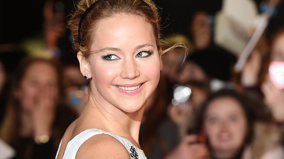 Hochzeitsfeier: Oscar-Preisträgerin Jennifer Lawrence hat