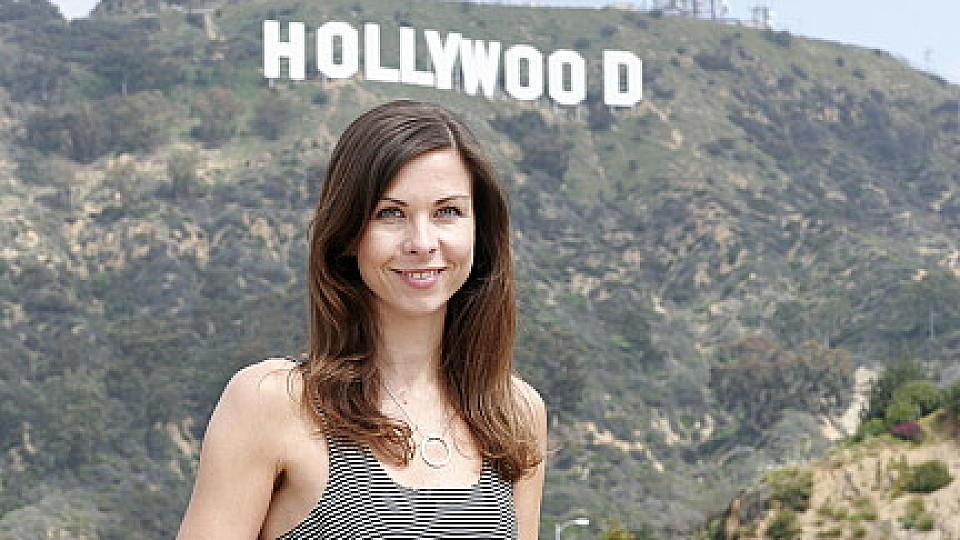 Jessica Mazur - unsere Insiderin in Hollywood