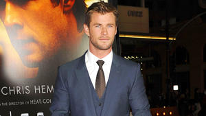 Chris Hemsworth mag Hollywood nicht