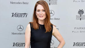 Julianne Moore: Alzheimer-Film war heftig