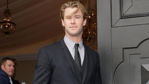 Chris Hemsworth bewundert Sean Bean