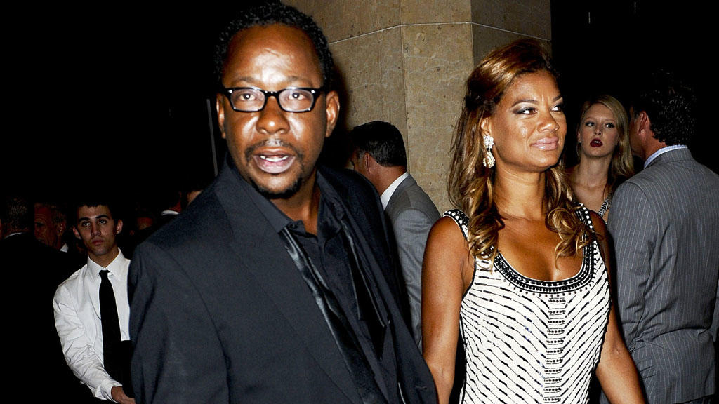 Bobby Brown und Alicia Etheredge