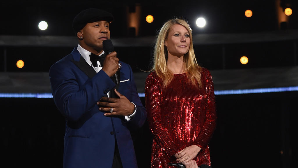 LL Cool J und Gwyneth Paltrow