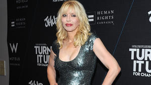 Courtney Love: Kummer wegen Kurt