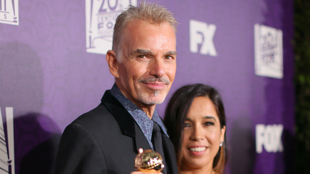 Billy Bob Thornton und Connie Angland