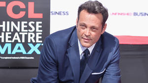 Vince Vaughn: In Hollywood verewigt