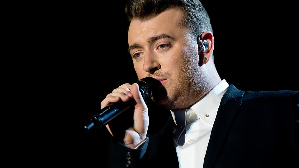 Musiker Sam Smith im Interview
