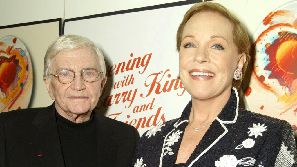 Blake Edwards und Julie Andrews