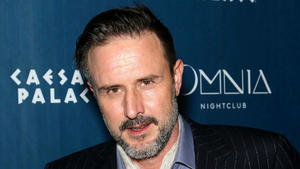David Arquette: Wildes Partytier