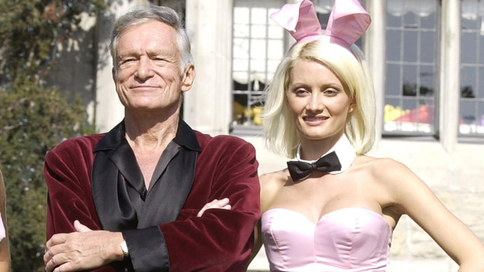 Holly Madison: Selbstmordgedanken bei Hugh Hefner