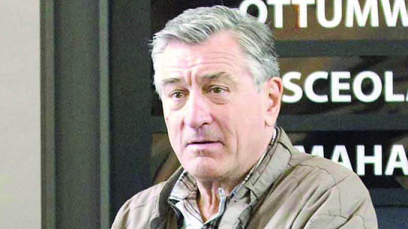 Robert de Niro mal als Opi: 'Everybody's Fine'
