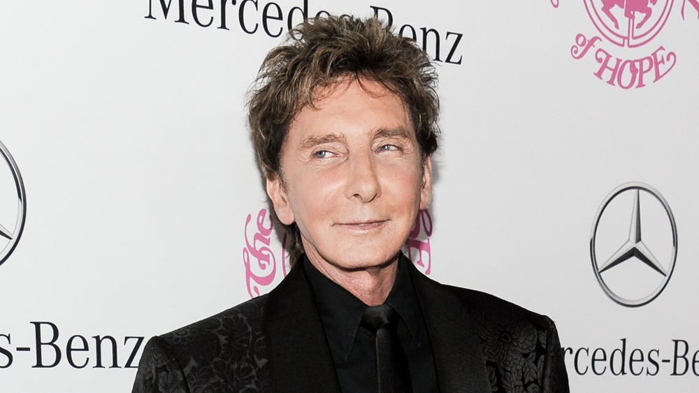 Barry Manilow hat heimlich geheiratet