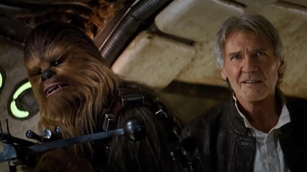 "Harrison Ford im neuen ""Star Wars""-Trailer"