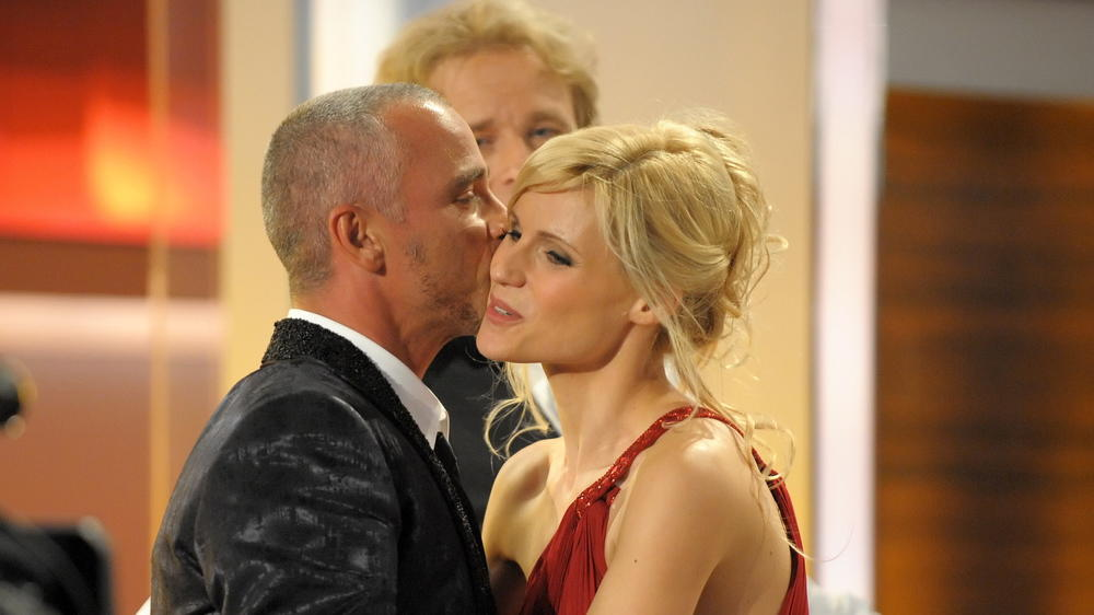 Michelle Hunziker und Thomas Gottschalk: Party-Alarm!