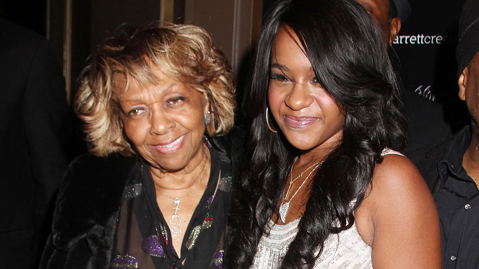 Cissy Houston und ihre Enkelin Bobbi Kristina Brown