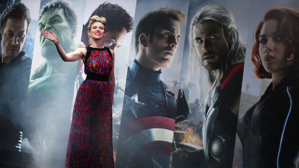 """The Avengers 2: Age of Ultron"": Premiere in London"