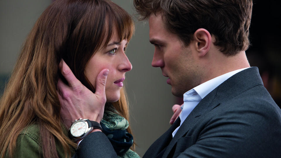 Fifty Shades of Grey Dakota Johnson Jamie Dornan Szene Universal (8)