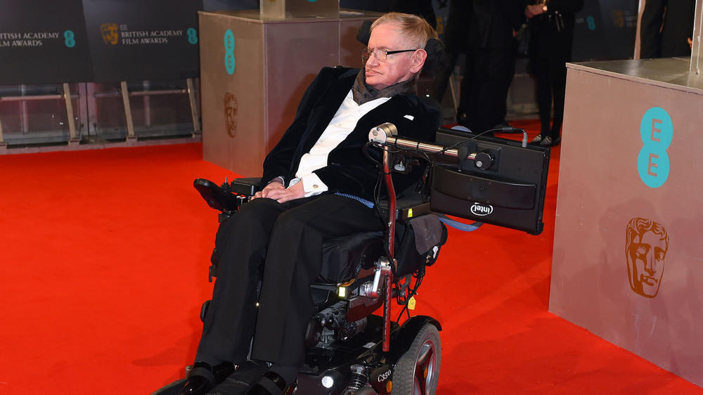 Stephen Hawking macht One-Direction-Fans Mut