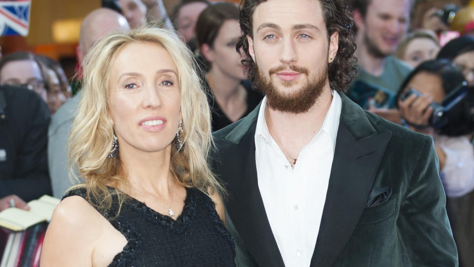 Sam Taylor-Johnson: So hart war das Leben der 'Fifty Shades of Grey'-Regisseurin