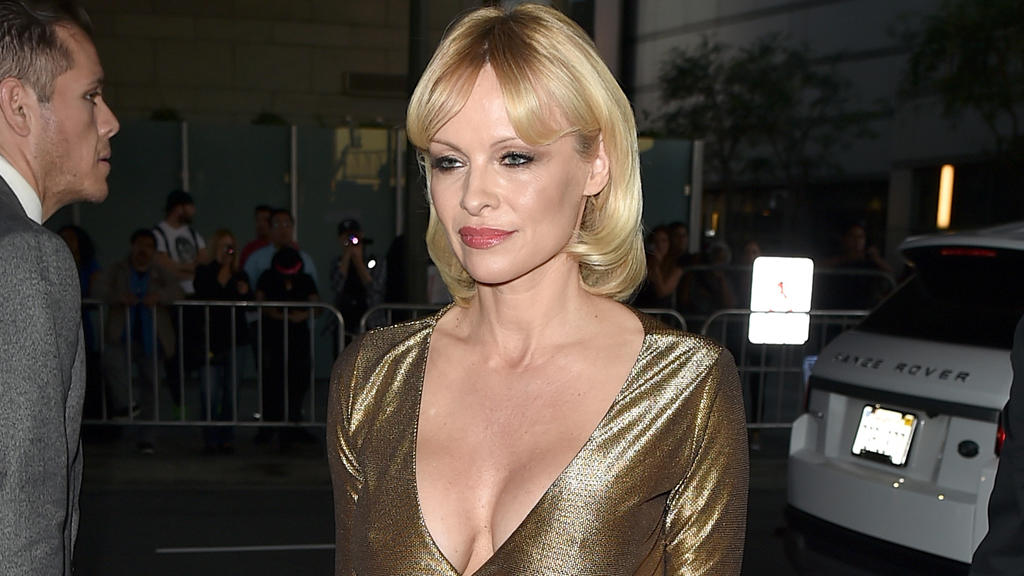 Pamela Anderson kriegt 1 Million Dollar