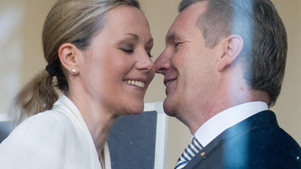 Bettina und Christian Wulff