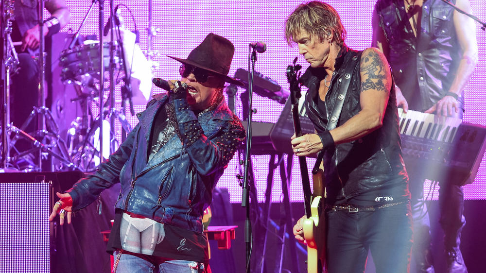 "Guns N' Roses: Ist ""Sweet Child O' Mine"" geklaut?"