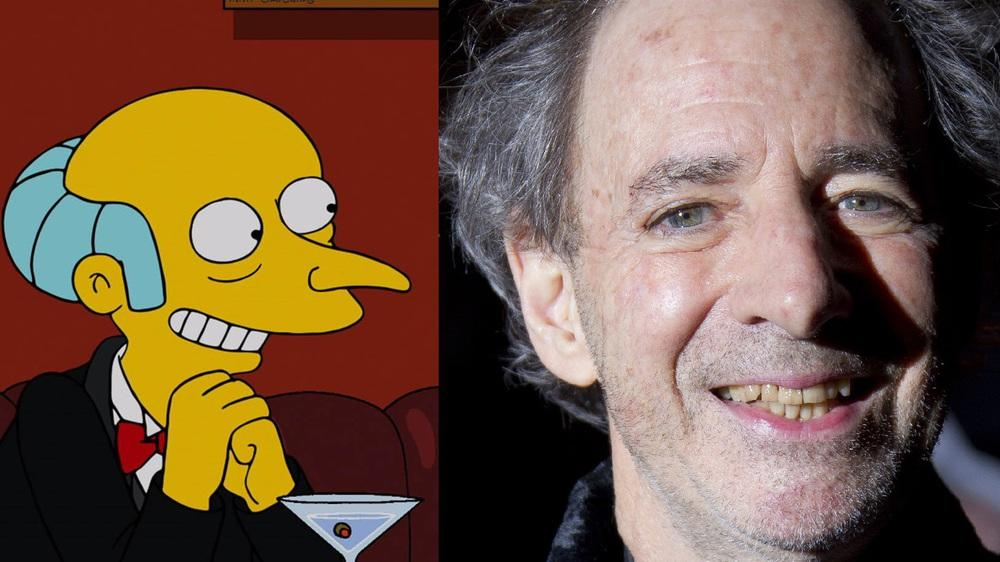 """Die Simpsons"": Mr. Burns' Stimme fliegt raus"