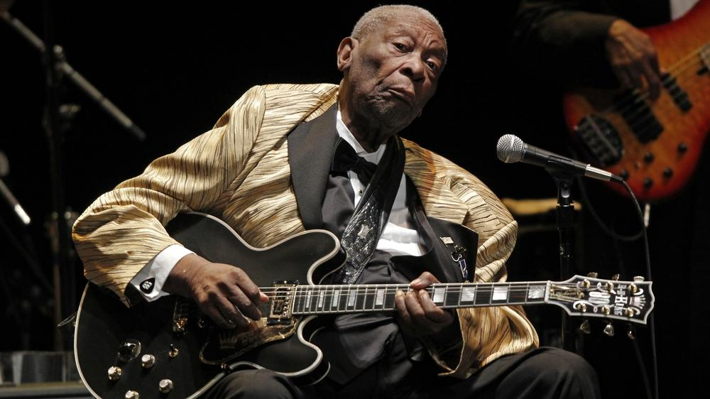 Trauer um Blues-Legende B.B. King