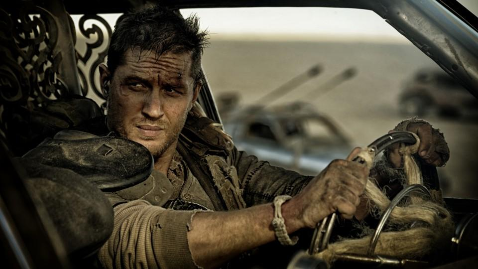 Tom Hardy in 'Mad Max - Fury Road'