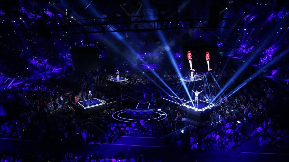 "Bombendrohung auch bei ""DSDS""-Finale"