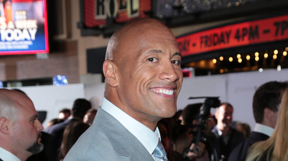 "Dwayne Johnson in ""Fast & Furious 8"" dabei"
