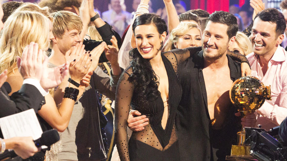 Rumer Willis gewinnt 'Dancing With The Stars'.
