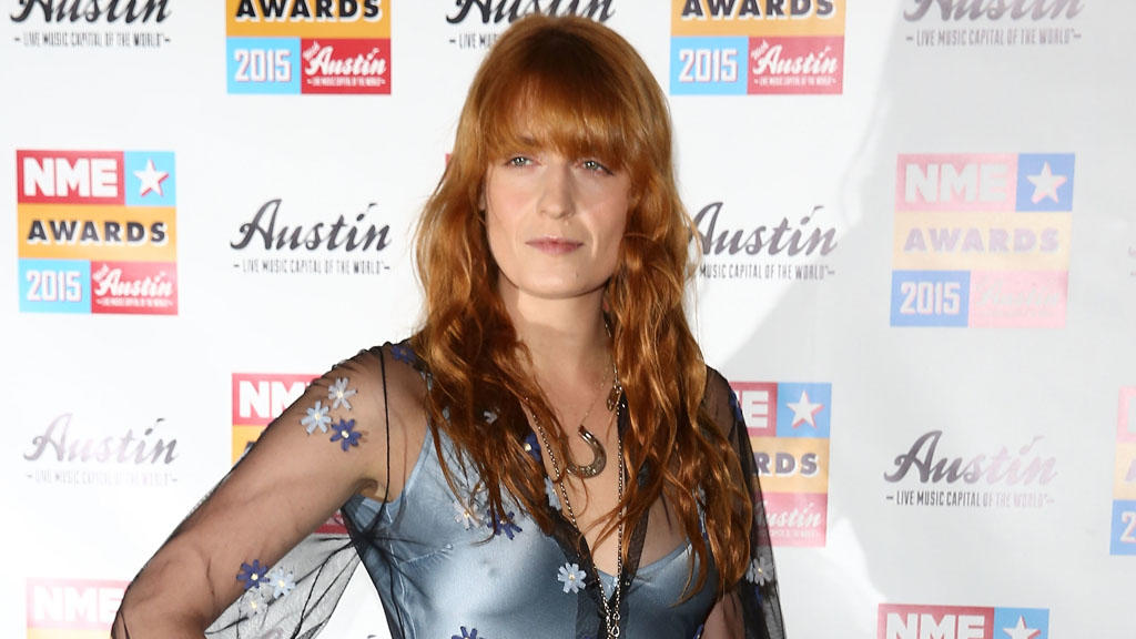 Florence Welch: Nummer-eins-Single? Mir egal!