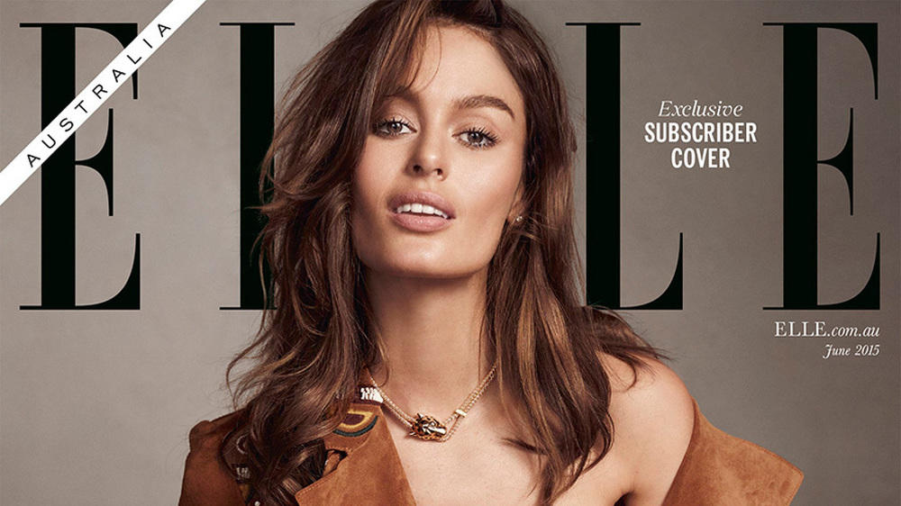 Nicole Trunfio: Kontroverse um stillendes Model