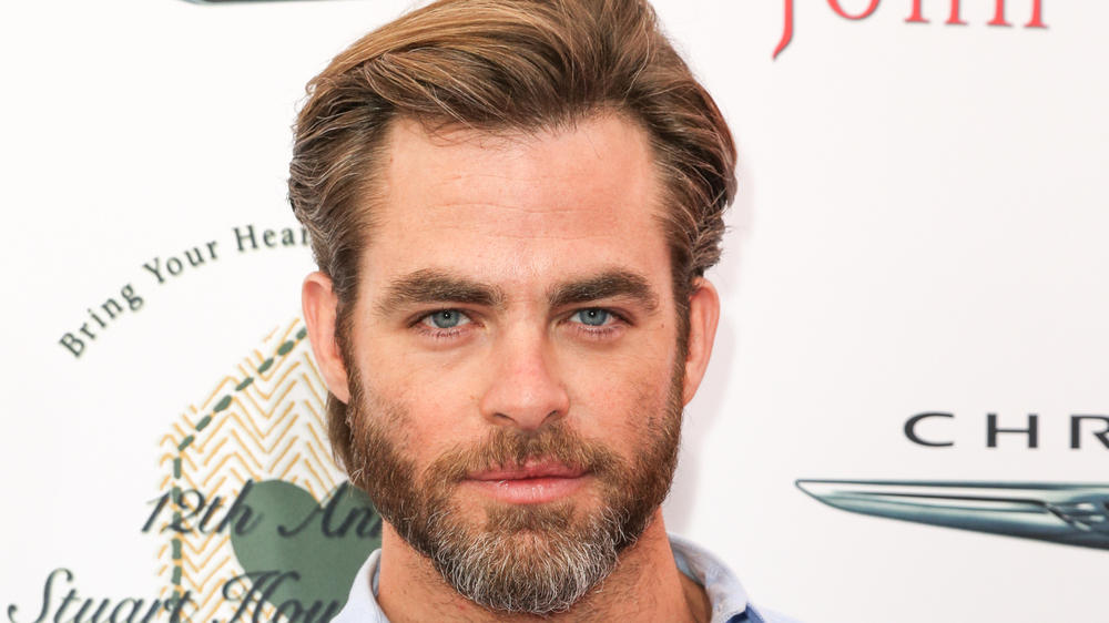 "Spielt Chris Pine in ""Wonder Woman"" mit?"