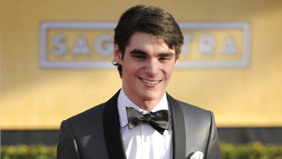 "RJ spielte in ""Breaking Bad"" Walter White Jr."
