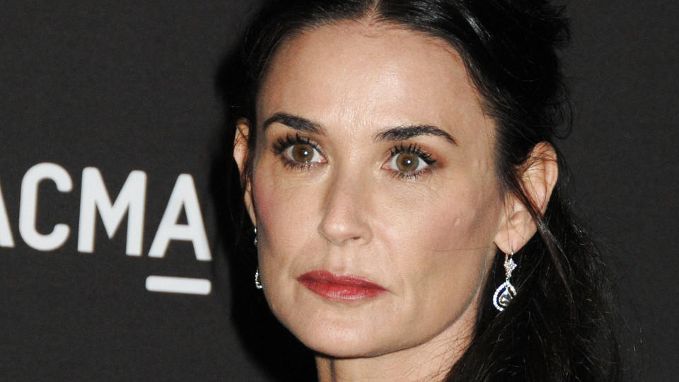 Hollywood-Star Demi Moore
