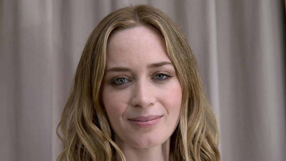 """The Girl on the Train"": Emily Blunt im Gespräch"
