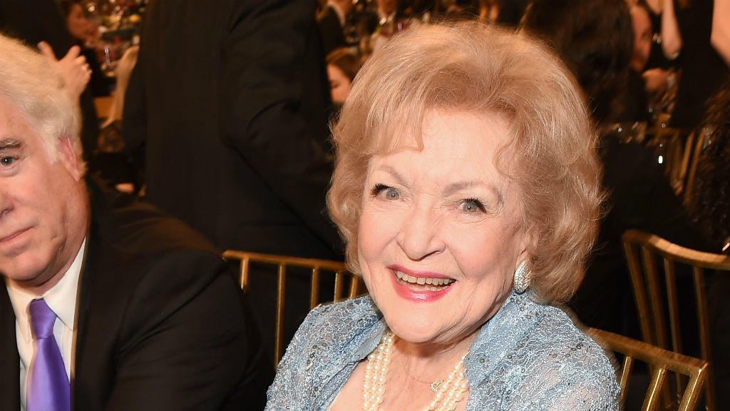 Betty White: Ich mache weiter