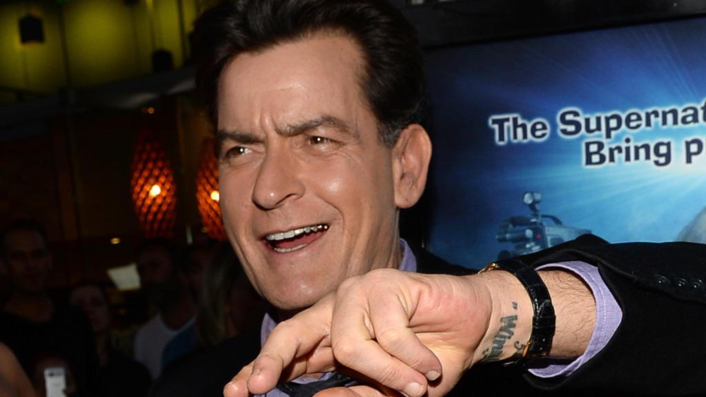 Charlie Sheen: Alles halb so wild