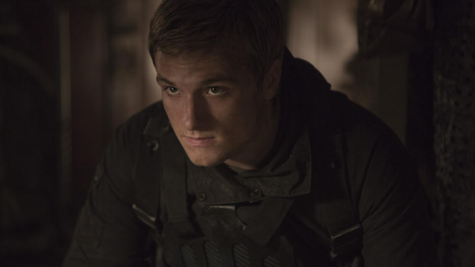 Peeta (Josh Hutcherson) in 'Mockingjay Teil 2'