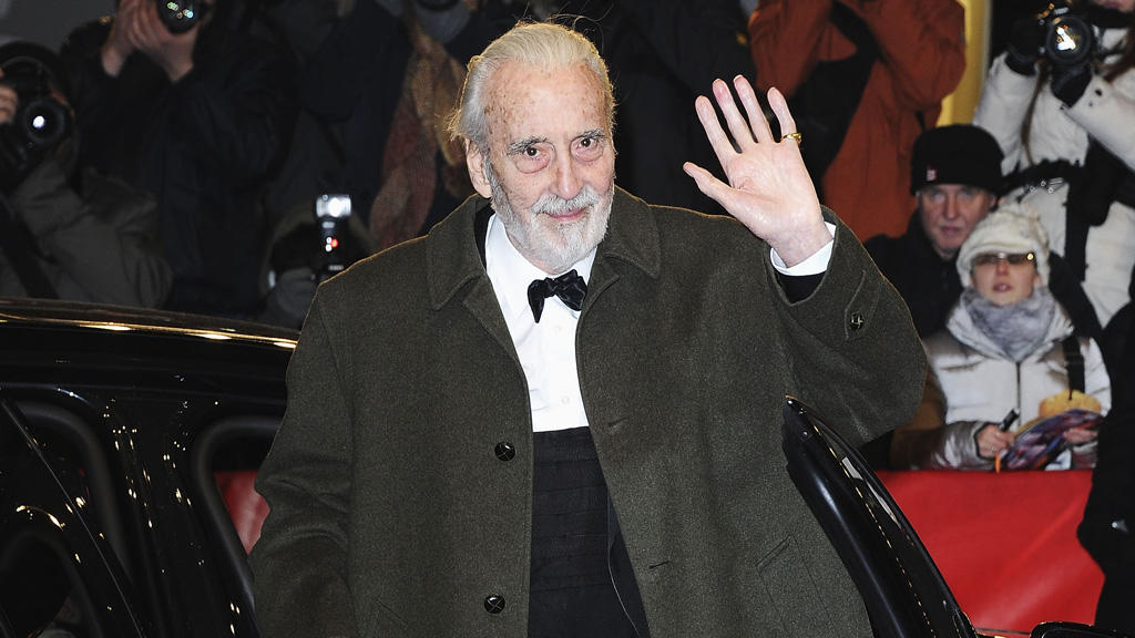Christopher Lee ist tot