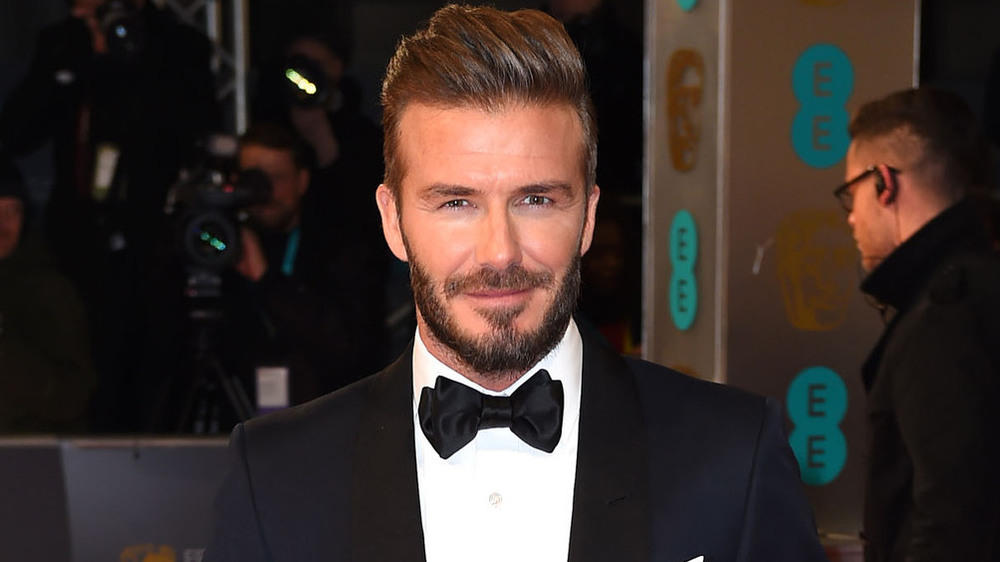 David Beckham: Kinorolle in Guy-Ritchie-Film