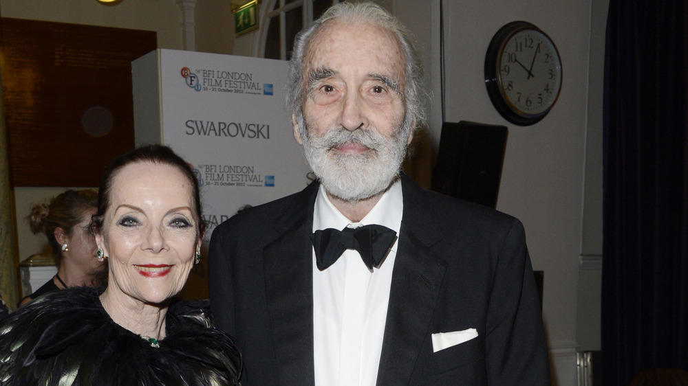 "Christopher Lee: So trauern Stars um den ""Titan des Kinos"""