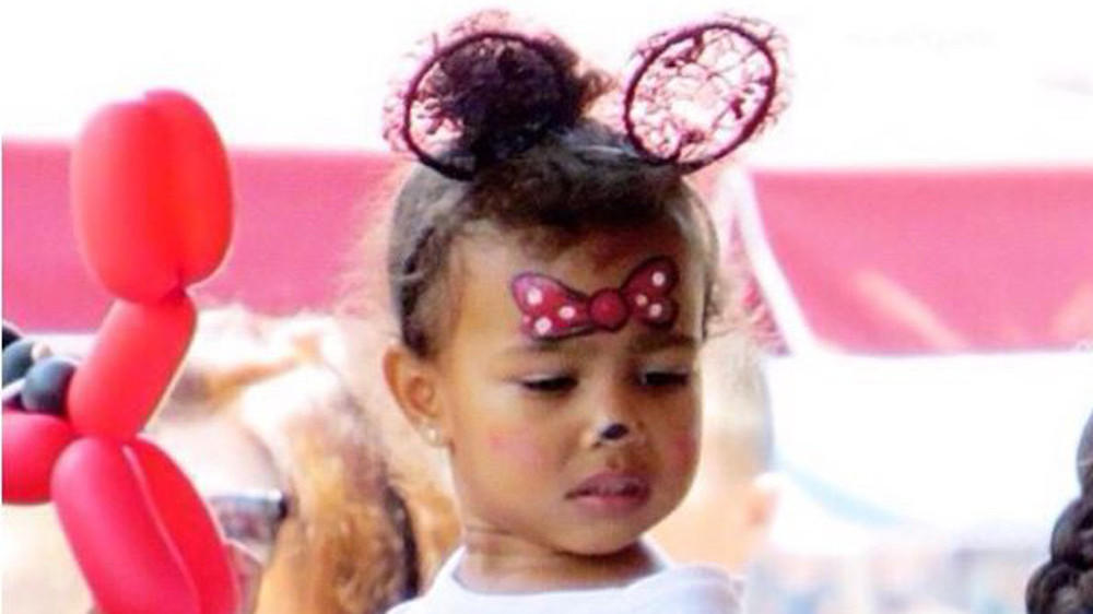 North West: Süße Minnie-Maus-Geburtstagsfete in Disneyland