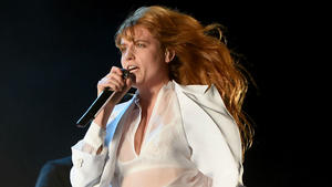Florence and the Machine ersetzen die Foo Fighters