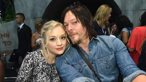 "Norman Reedus und Emily Kinney: Liebe am ""The Walking Dea..."
