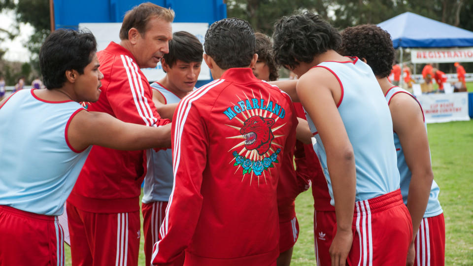 'City of McFarland' ist ein Drama, was an Teamgeist appeliert