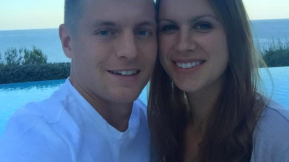 Toni Kroos hat geheiratet
