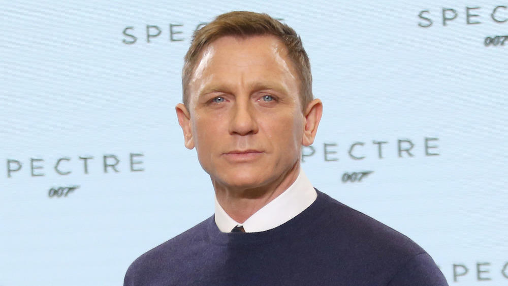 Daniel Craig will James Bond bleiben